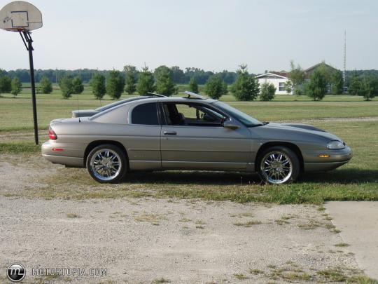 All Chevy 1998 chevrolet monte carlo z34 1999 Chevrolet Monte Carlo - VIN: 2G1WX12K8X9117991 ...
