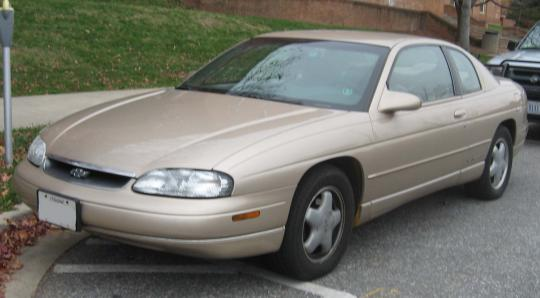 1995 chevrolet monte carlo vin number search autodetective 1995 chevrolet monte carlo vin number