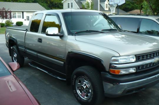 Silverado 1999 chevy silverado 2500 : 1999 Chevrolet Silverado 2500 - VIN: 1GCFC29T0XZ161500 ...