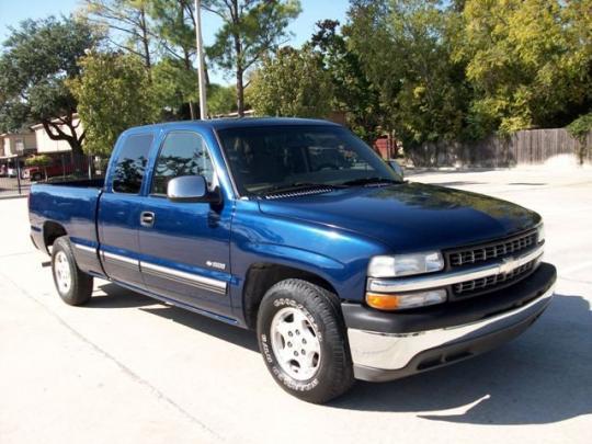 2000 Chevrolet Silverado 1500 Photo 1