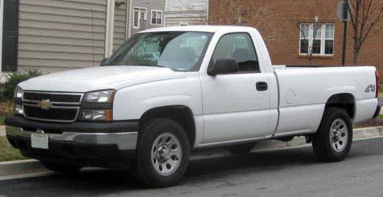 2006 Chevrolet Silverado 1500 Photo 1