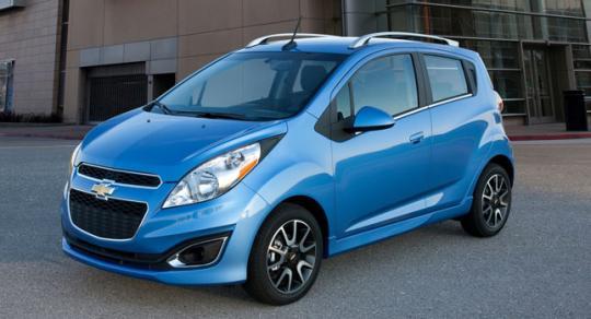 2015 Chevrolet Spark Photo 1