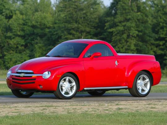 2003 Chevrolet SSR Photo 1