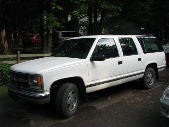 1995 Chevrolet Suburban Photo 1