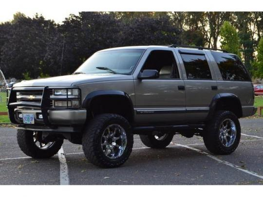 2000 beige chevrolet tahoe z71 for sale in mountain home id 83647 sexy girl and car photos. Black Bedroom Furniture Sets. Home Design Ideas