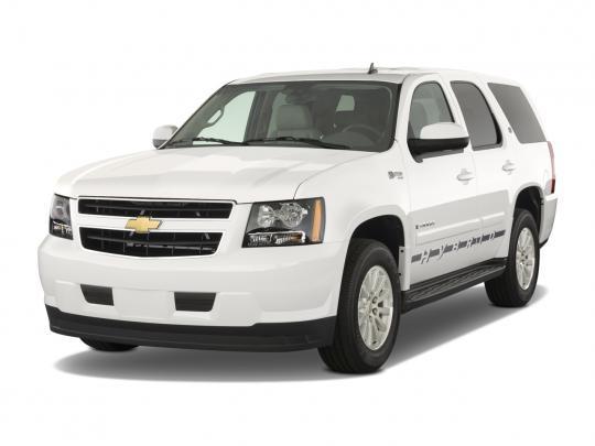 2009 Chevrolet Tahoe Hybrid Photo 1
