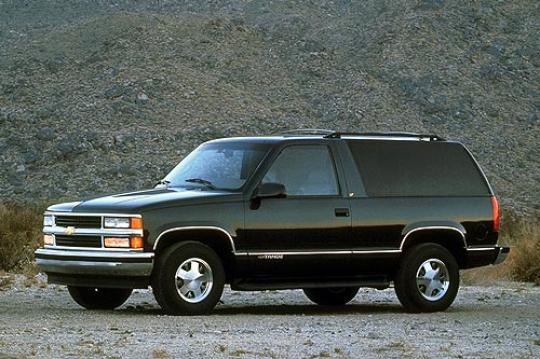 1998 Chevrolet Tahoe Photo 1