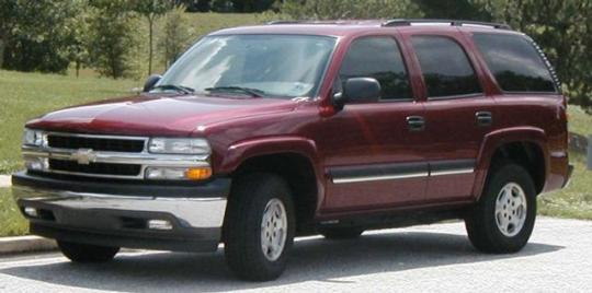 2000 Chevrolet Tahoe Photo 1