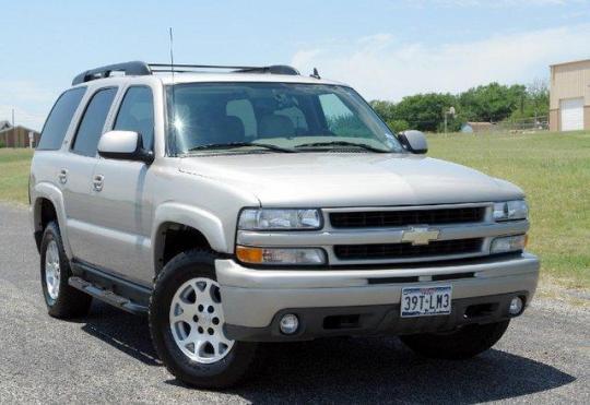 2005 Chevrolet Tahoe Photo 1
