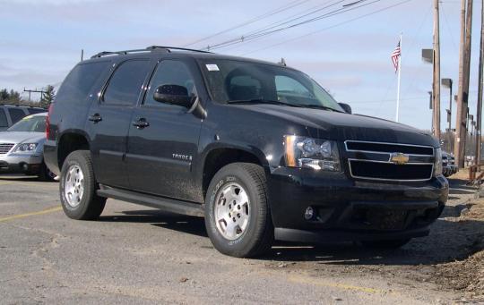 2007 Chevrolet Tahoe - VIN: 1gnfk130x7j361592 - AutoDetective.com