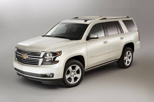 2017 Chevrolet Tahoe Ls 2wd
