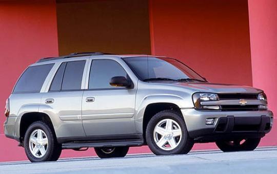 2006 Chevrolet TrailBlazer exterior