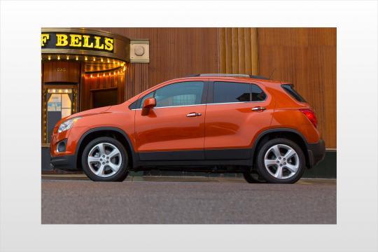 2016 Chevrolet Trax Vin 3gncjrsb7gl174696