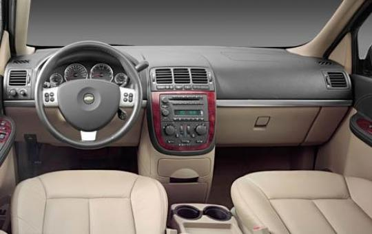 2008 Chevrolet Uplander Vin 1gndv33138d193247