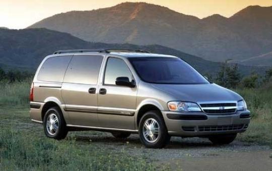 2005 Chevrolet Venture exterior