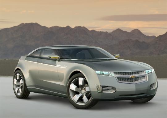 2011 Chevrolet Volt Photo 1