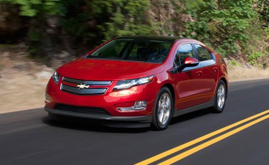 2012 Chevrolet Volt Photo 1