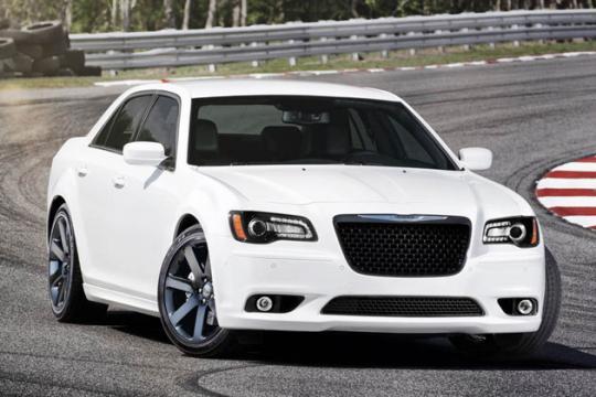 2012 Chrysler 300 Photo 1