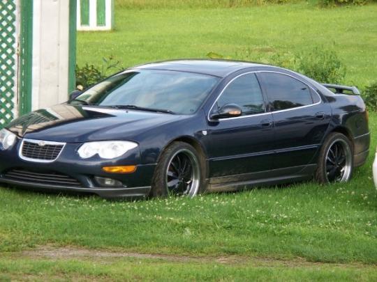 2002 Chrysler 300m Vin 2c3he66g82h300772
