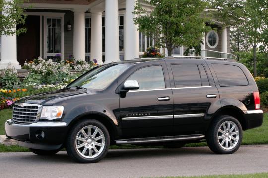 2007 Chrysler Aspen Vin 1a8hw58237f529513