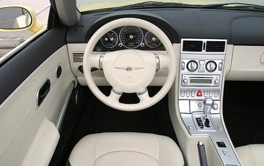 Chrysler Crossfire Vin Autodetective