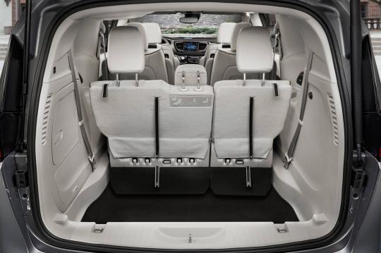 2017 Chrysler Pacifica Hybrid Vin 2c4rc1n72hr723683