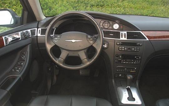 2004 Chrysler Pacifica Vin 2c8gm68454r583382