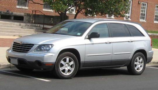 2004 Chrysler Pacifica Photo 1