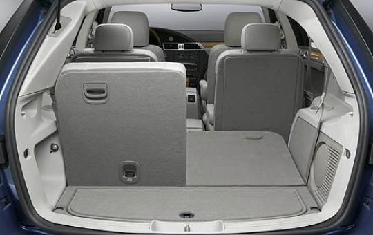 2007 chrysler pacifica vin 2a8gm48l97r114905 - Interior pictures of chrysler pacifica ...