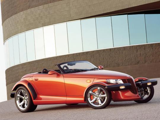 2002 Chrysler Prowler Photo 1