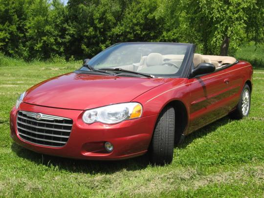2004 chrysler sebring vin 1c3el46x54n232678. Black Bedroom Furniture Sets. Home Design Ideas