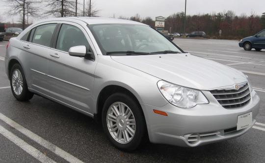 2008 Chrysler Sebring Sedan Limited Vin Lookup Autodetective