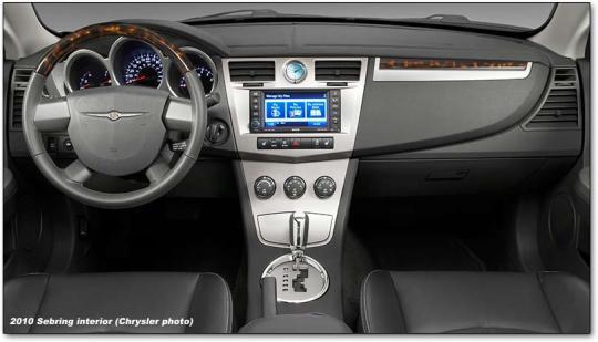 2009 Chrysler Sebring Vin 1c3lc46bx9n534244