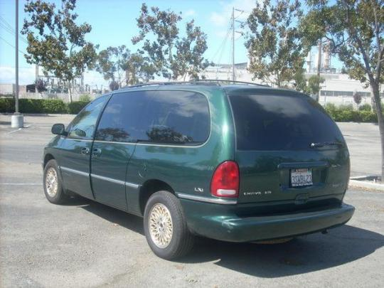 1996 chrysler town and country vin 1c4gp64l0tb127910. Black Bedroom Furniture Sets. Home Design Ideas