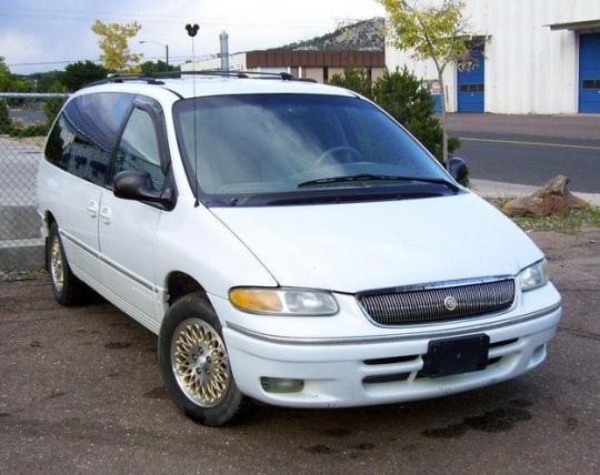 1997 Chrysler Town And Country - Vin  1c4gp64l4vb341348