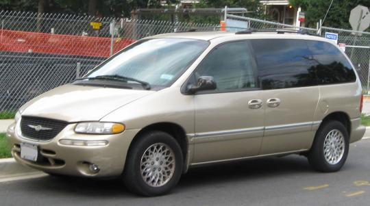 1998 Chrysler Town And Country Vin 1c4gt64l4wb660309 Autodetective