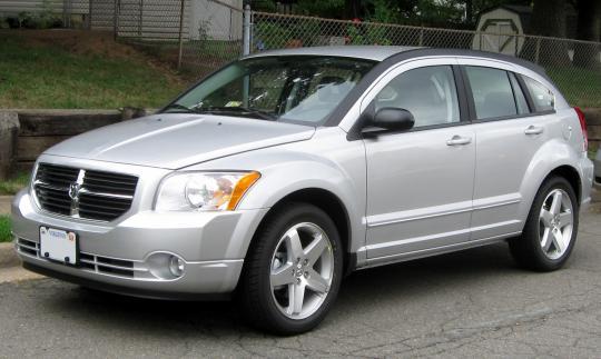 2007 Dodge Caliber Photo 1