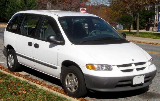 1996 Dodge Caravan Photo 1