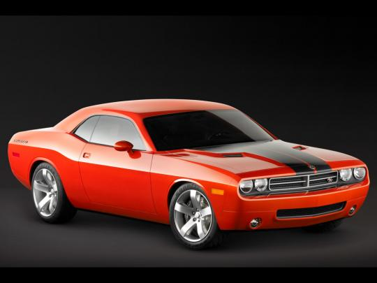 2008 Dodge Challenger Photo 1