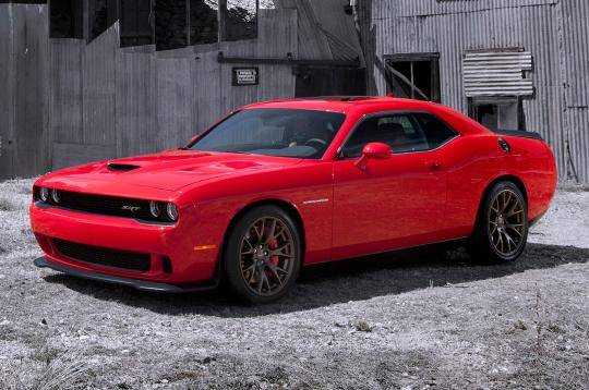 2015 Dodge Challenger Photo 1