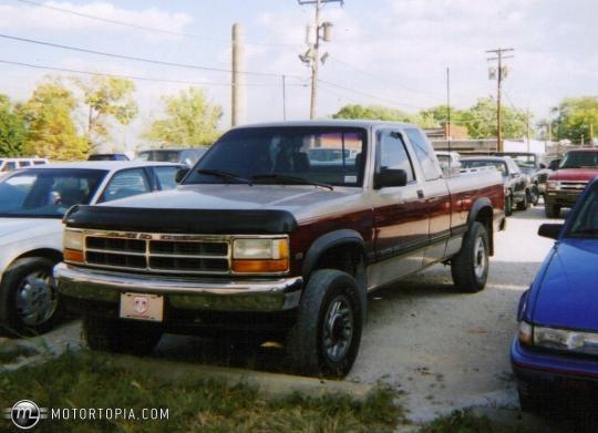 1992 Dodge Dakota Vin 1b7gg23y8ns607315 Autodetective Com