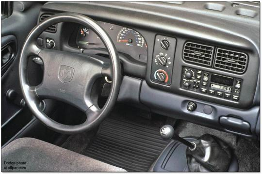1997 dodge dakota - vin  1b7fl26x2vs186296