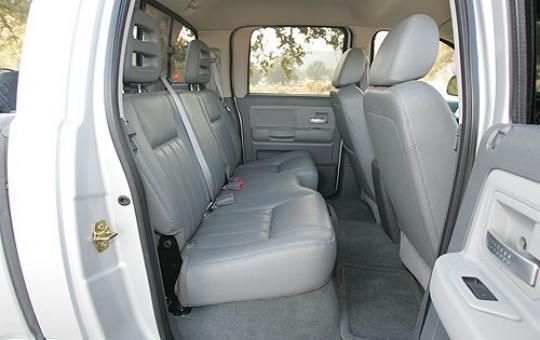 on Dodge Dakota Quad Cab