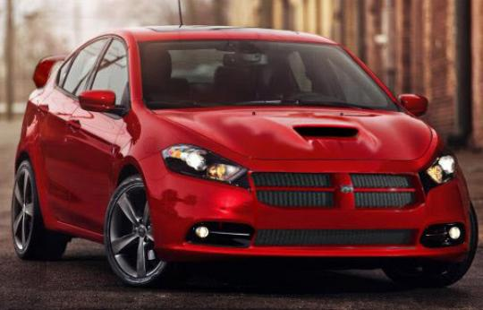 2016 Dodge Dart Photo 1