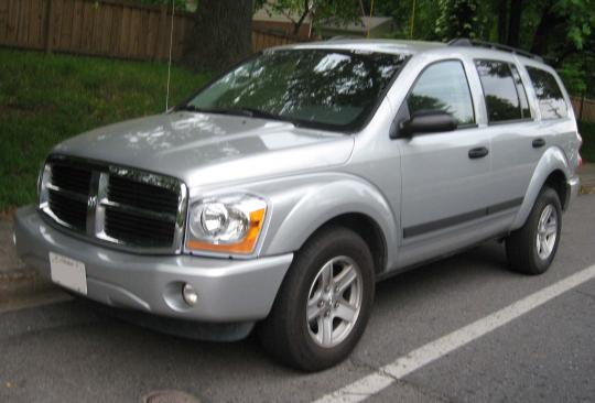 2004 Dodge Durango Limited 2WD Photo 1