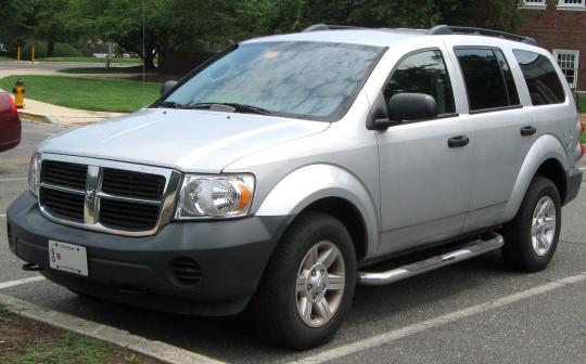 2007 Dodge Durango Photo 1