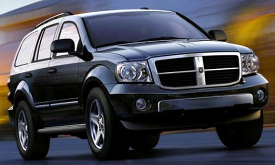 2008 Dodge Durango Photo 1
