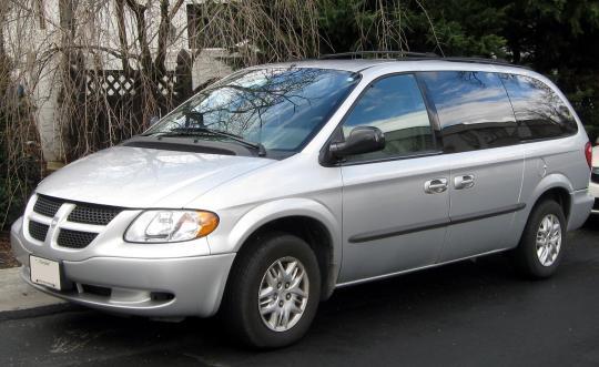 2004 Dodge Grand Caravan Vin 1d4gp24r64b515659 2005 Fuel Filter