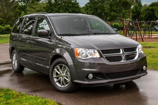 news grand minivan and caravan information dodge
