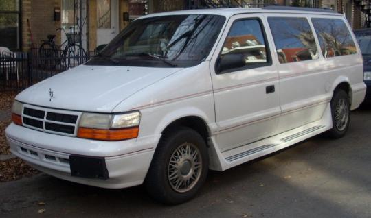 1995 Dodge Grand Caravan Base on